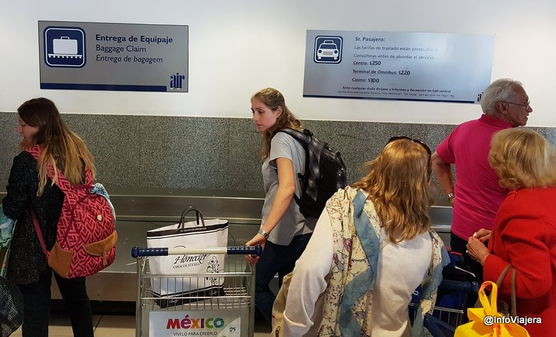 Cómo ir del Aeropuerto de Rosario al centro