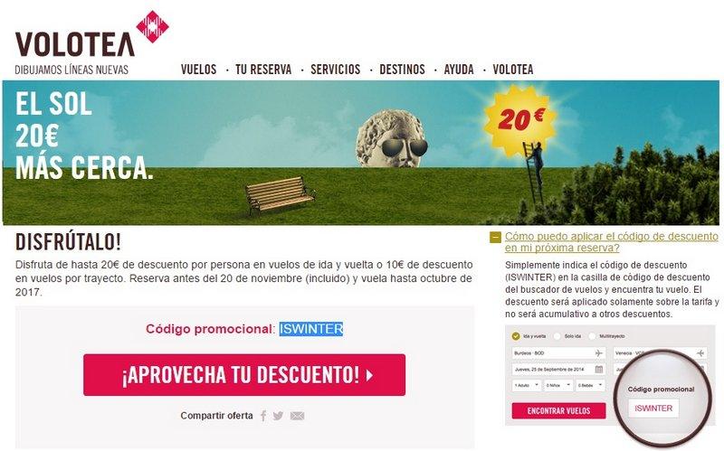 volotea_10_eur_descuento_codigo_promocional_2016-11