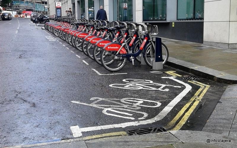 Santander_Cycles_London_Bicicleta