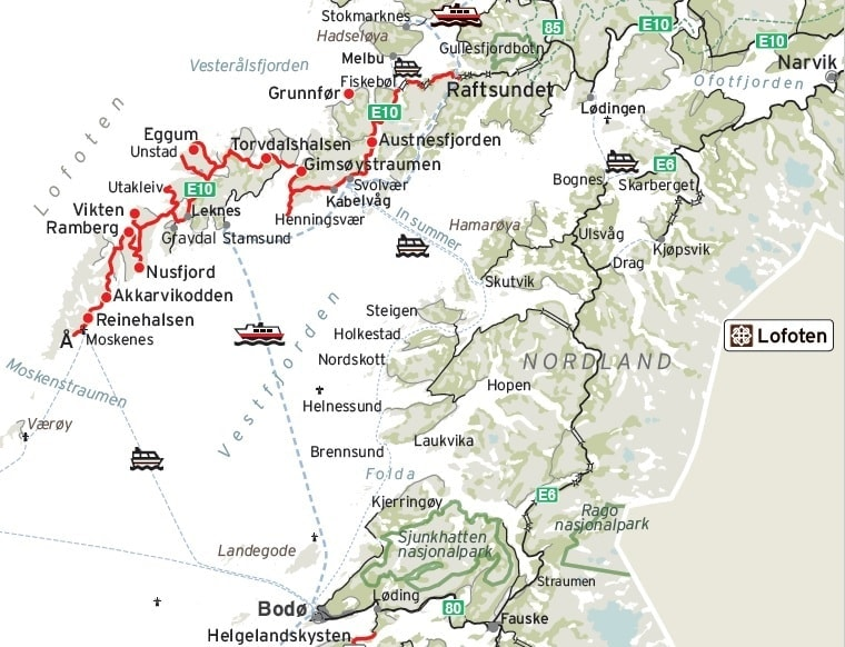 Islas_Lofoten_Aventura_Europea_Eurail