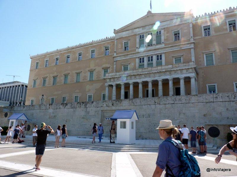 Parlamento_Griego_Syntagma_Atenas_Grecia