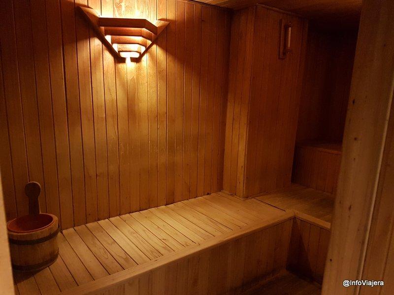 Sauna Hotel Rosario Argentina
