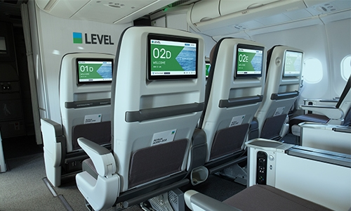 Hoy arranca level vuelos low cost entre am rica y europa for Vuelos barcelona paris low cost