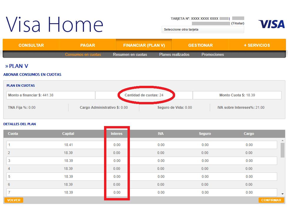 Confirmado compras en u s pesificadas y en 24 cuotas s inter s para todo con el macro info Habilitar visa debito para el exterior