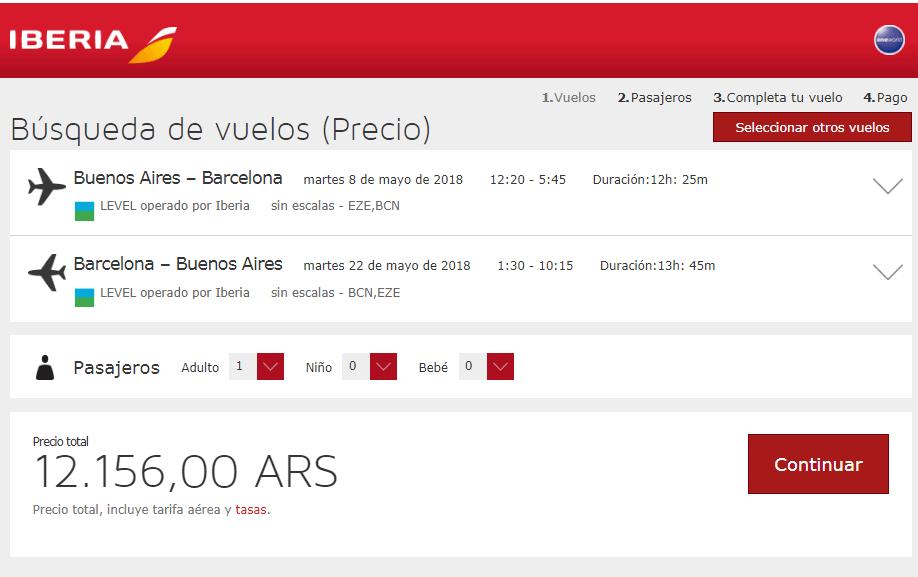 Vuelos low cost a europa por ar ida y vuelta desde for Vuelos de barcelona a paris low cost