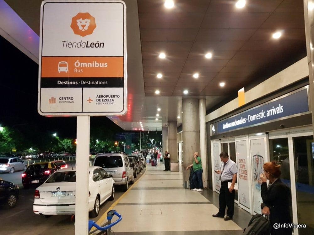 Traslado aeropuerto ushuaia centro precio