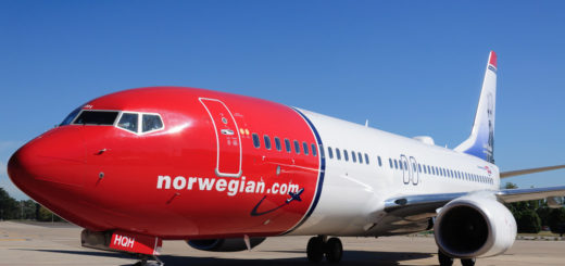 Boeing 737-800 NG de Norwegian Air Argentina